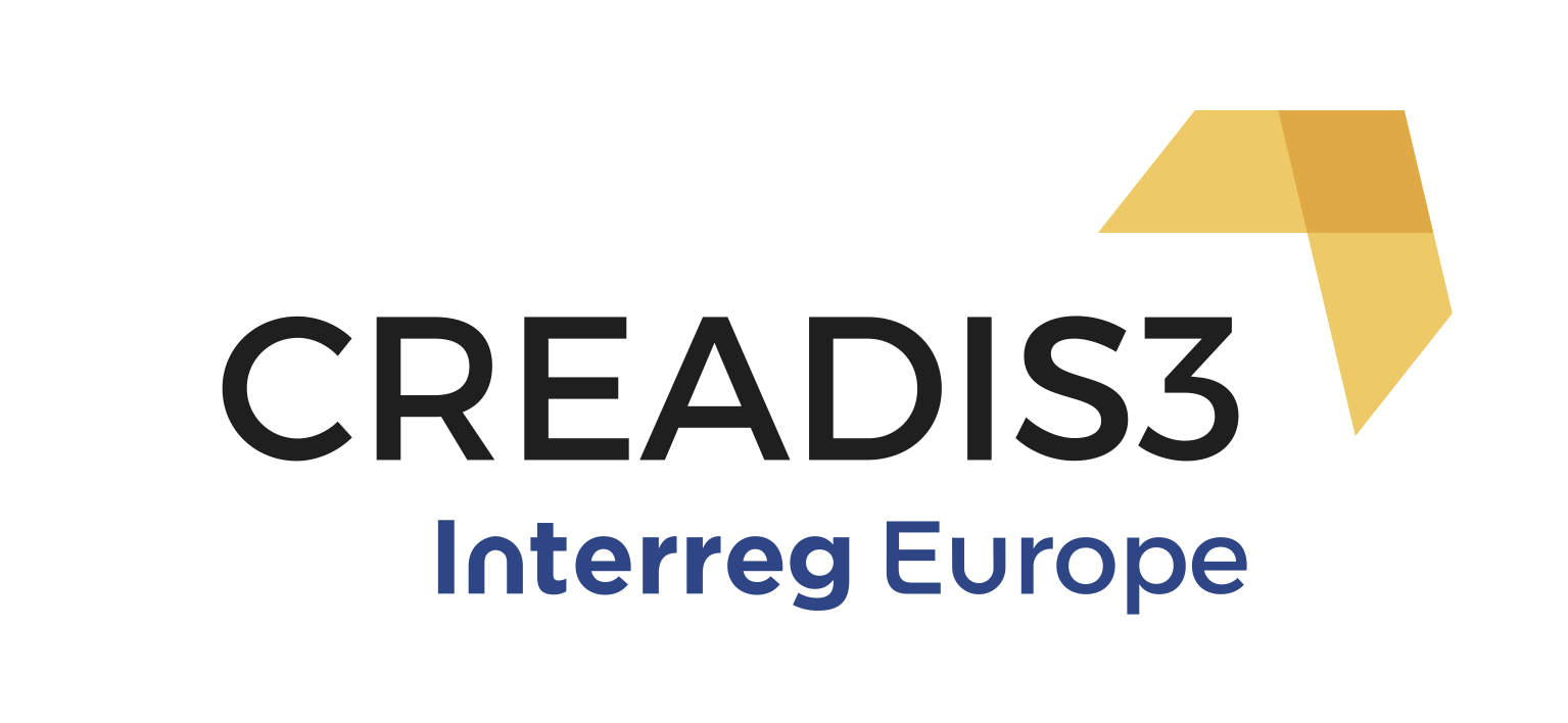 CREADIS3 – Smart Specialisation Creative Districts